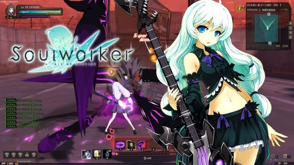 Soul-Worker